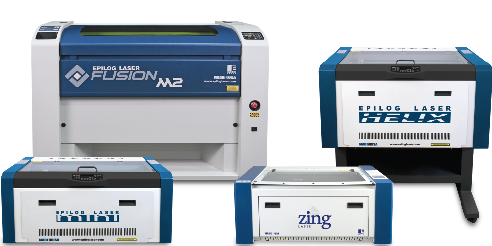 Epilog Laser machines for lease